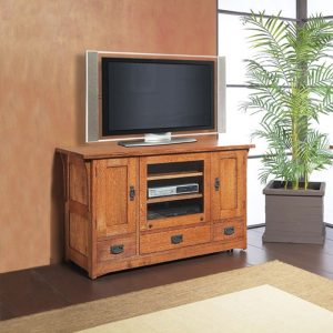 Widescreen TV Console