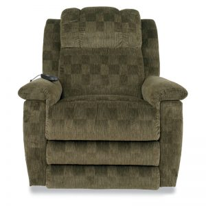 Clayton LUXURY LIFT Power Recliner 6-Motor Massage & Heat