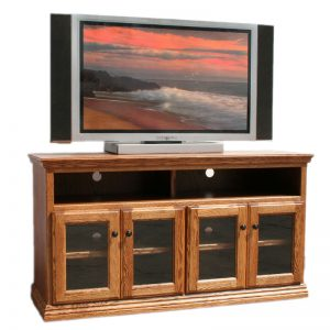 "56"" Sound Bar TV Console"